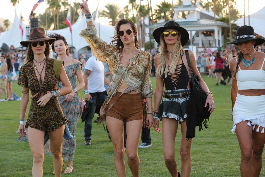 Los vips se citan en el festival de Coachella