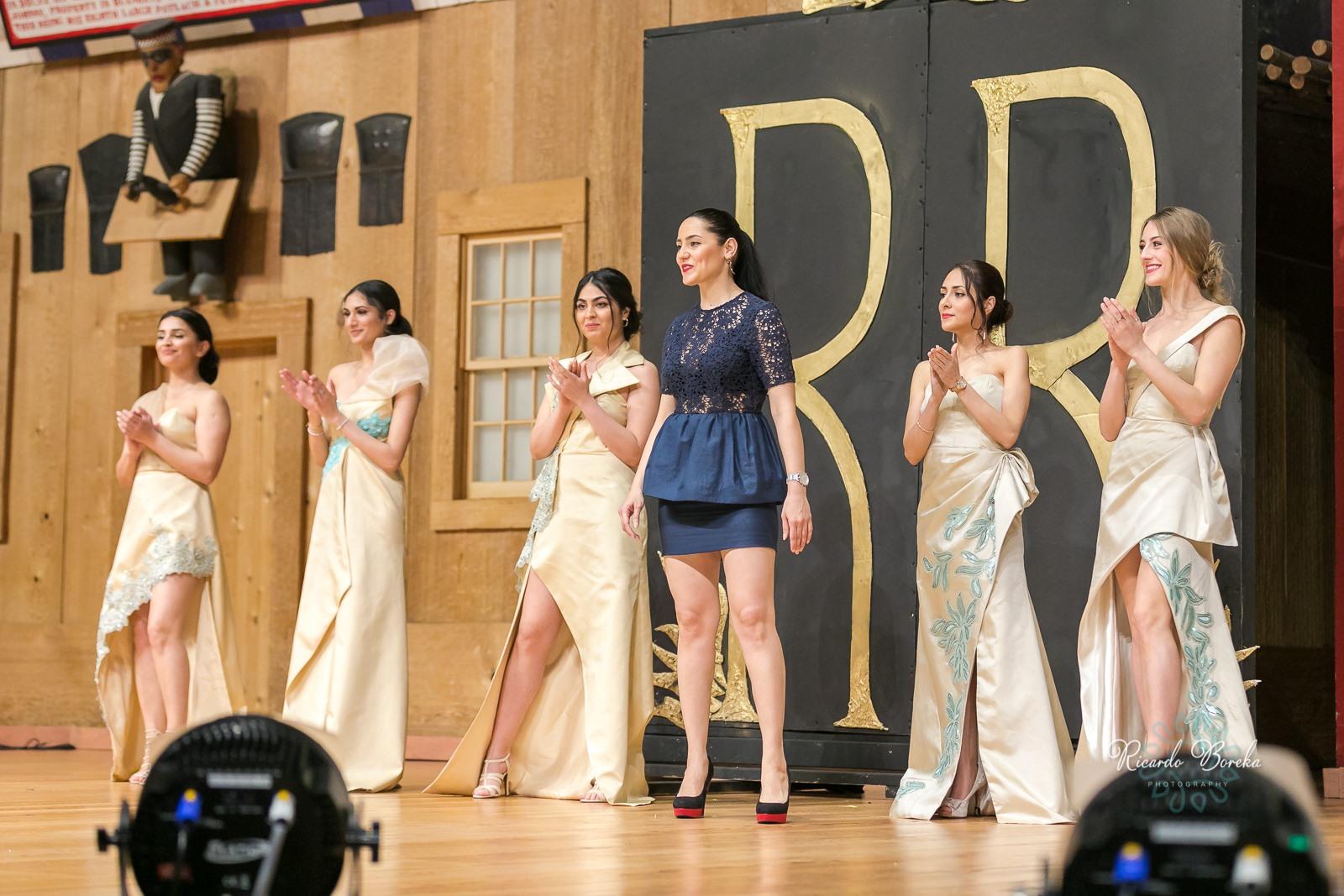 A Night To Celebrate Fashion At Richard Robinson Academy Gran Premier The Trend Spot